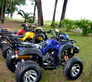 De Rhu Beach Resort - ATV