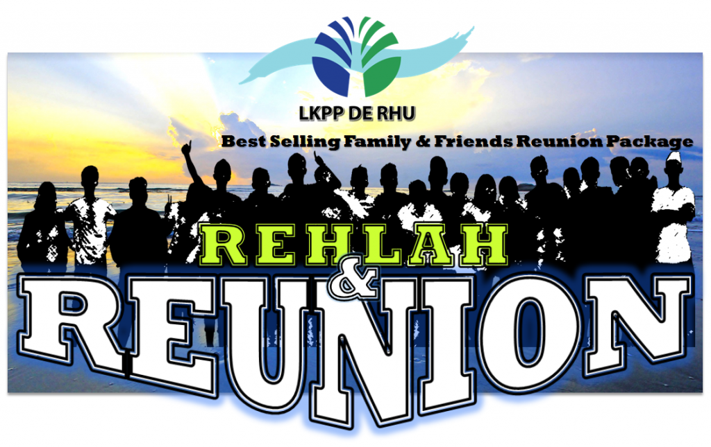 Rehlah Reunion  2days 1night Rm 200 only