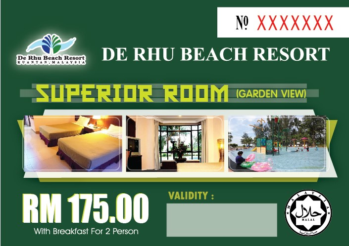 SUPERIOR ROOM - WITH PRICE