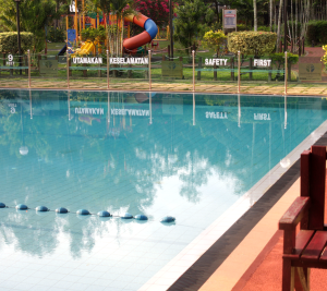 De Rhu Beach Resort - 9 feet Terrace Pool