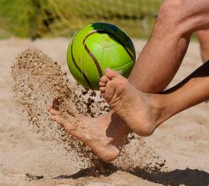 De Rhu Beach Resort - Beach Soccer