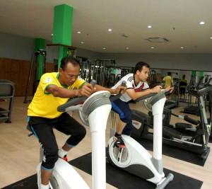 De Rhu Beach Resort - Gymnisium