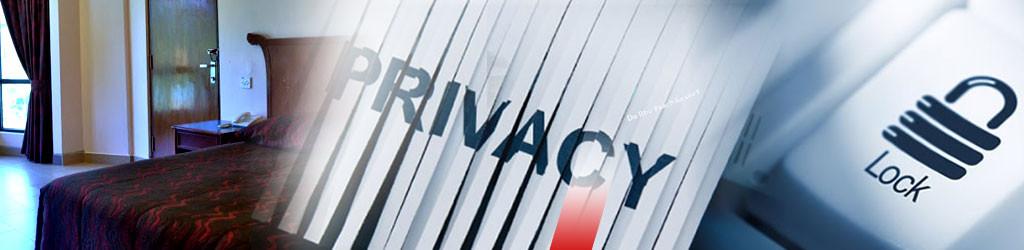 De Rhu Beach Resort - Privacy Policy
