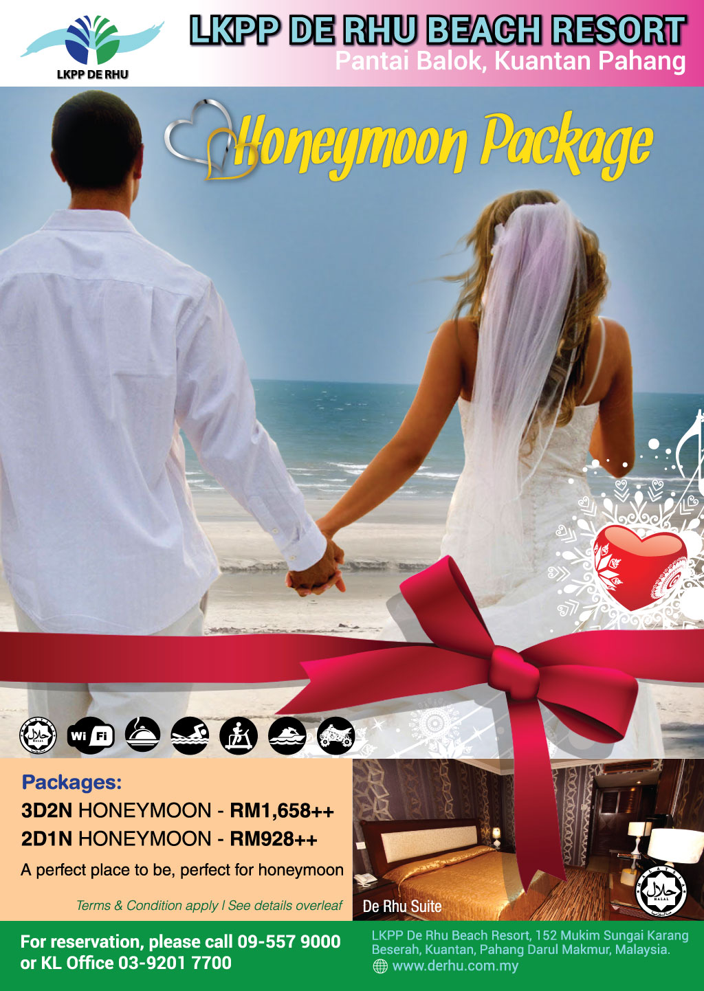 De-Rhu-Beach-Resort-Honeymoon-Package-2016